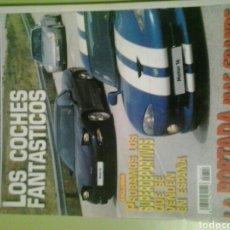 Coches: MOTOR 16 N 714 AÑO 1997 REVISTA DE COCHES MOTOR16. Lote 129483343