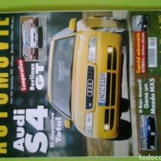 Coches: AUTOMÓVIL N 238 AÑO 1997 REVISTA DE COCHES. Lote 129637674
