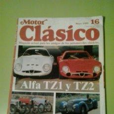 Autos - Motor Clásico N 16 Revista de coches - 129658846