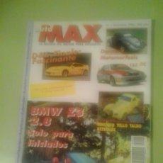Coches: AUTO MAX REVISTA DE COCHES N 2 1994. Lote 129664511