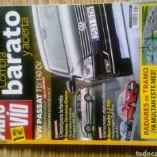 Coches: AUTO VIA FEBRERO 2011 N 250 REVISTA DE COCHES. Lote 129698890