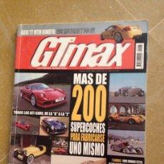 Coches: GTMAX N 23 ENERO / FEBRERO 2003. Lote 131342197