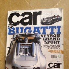 Coches: CAR N 23 FEBRERO 2009 (BUGATTI VEYRON GRAND SPORT). Lote 131342323