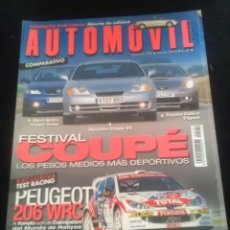 Autos - Revista automóvil número 290 marzo 2002 - 131687282