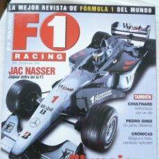 Coches: F1 RACING Nº 8 OCTUBRE DE 1999. Lote 134394406