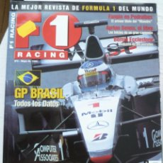 Coches: F1 RACING Nº 3 MAYO DE 1999 . Lote 134395086