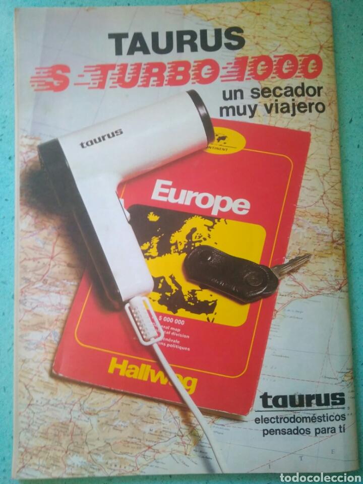 Coches: REVISTA SOLO AUTO AÑO I.OCTUBRE 1982.SEAT RONDA.RENAULT 14.KADETT.TALBOT.CITROEN Y FORD ESCORD - Foto 7 - 135324155