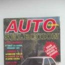 Coches: REVISTA AUTO MUNDIAL FORD ORION PORSCHE 928 S4 JAGUAR LOTUS LANCIA THEMA FERRARI. Lote 136389654