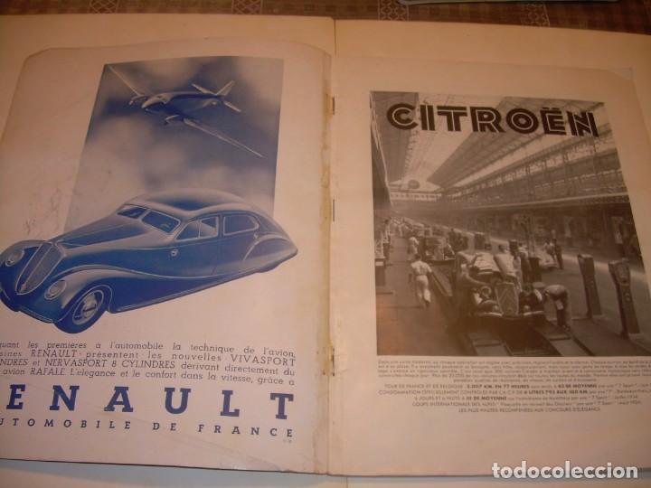 Coches: REVISTA NUMERO ESPECIAL AUTOMOBILIA...AÑO 1934...HAY MUCHAS FOTOS..VER. - Foto 3 - 136594434