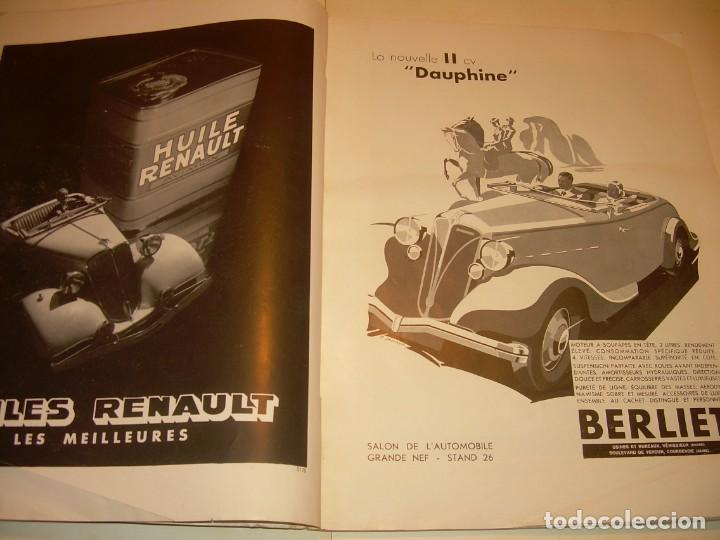 Coches: REVISTA NUMERO ESPECIAL AUTOMOBILIA...AÑO 1934...HAY MUCHAS FOTOS..VER. - Foto 4 - 136594434