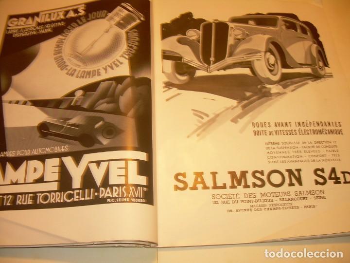 Coches: REVISTA NUMERO ESPECIAL AUTOMOBILIA...AÑO 1934...HAY MUCHAS FOTOS..VER. - Foto 5 - 136594434