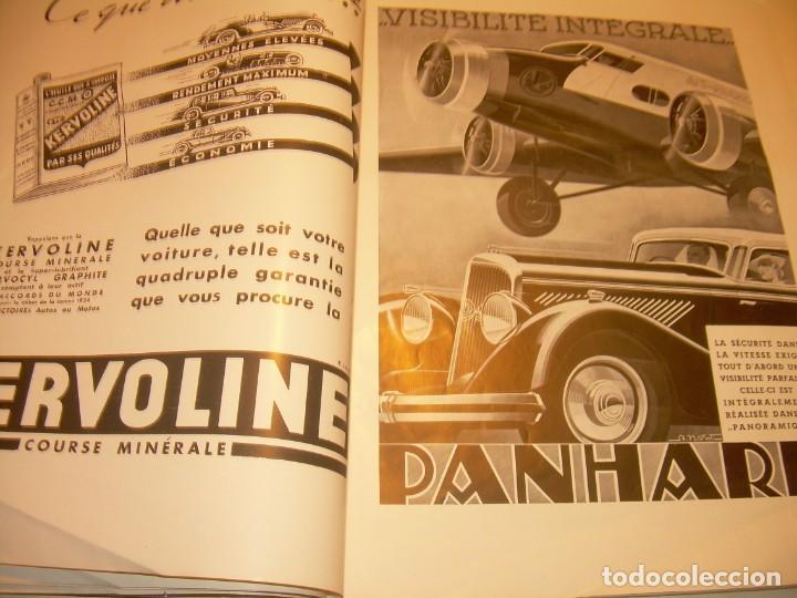 Coches: REVISTA NUMERO ESPECIAL AUTOMOBILIA...AÑO 1934...HAY MUCHAS FOTOS..VER. - Foto 6 - 136594434