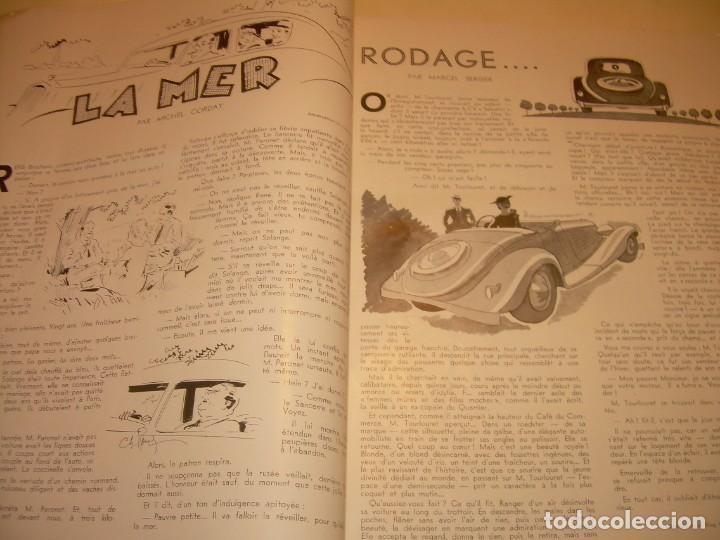 Coches: REVISTA NUMERO ESPECIAL AUTOMOBILIA...AÑO 1934...HAY MUCHAS FOTOS..VER. - Foto 11 - 136594434