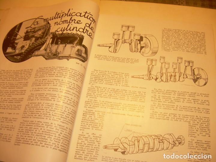 Coches: REVISTA NUMERO ESPECIAL AUTOMOBILIA...AÑO 1934...HAY MUCHAS FOTOS..VER. - Foto 16 - 136594434