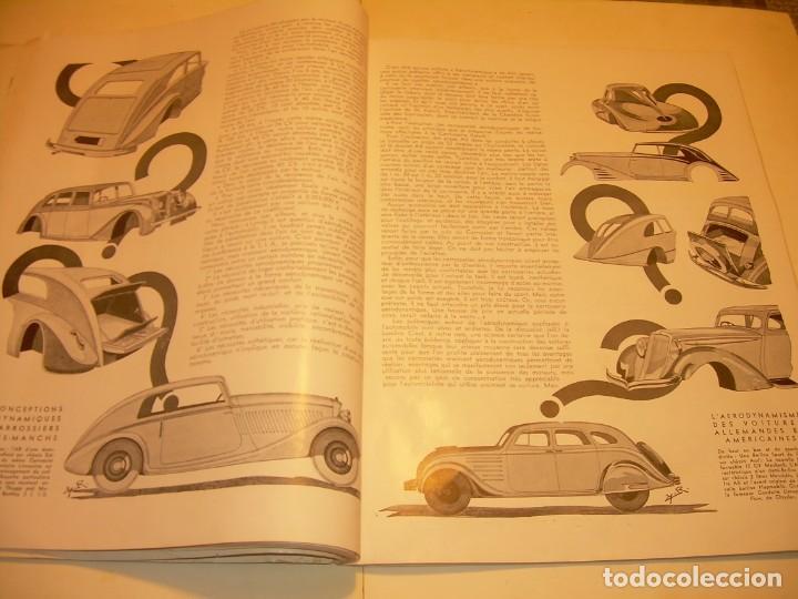 Coches: REVISTA NUMERO ESPECIAL AUTOMOBILIA...AÑO 1934...HAY MUCHAS FOTOS..VER. - Foto 18 - 136594434
