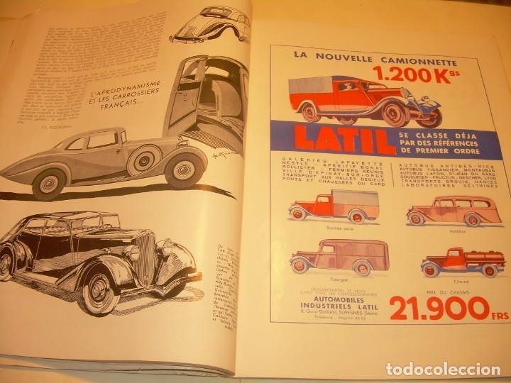 Coches: REVISTA NUMERO ESPECIAL AUTOMOBILIA...AÑO 1934...HAY MUCHAS FOTOS..VER. - Foto 19 - 136594434