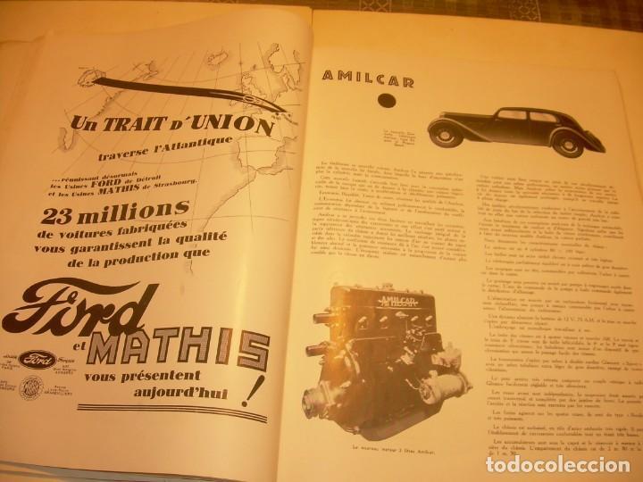 Coches: REVISTA NUMERO ESPECIAL AUTOMOBILIA...AÑO 1934...HAY MUCHAS FOTOS..VER. - Foto 21 - 136594434