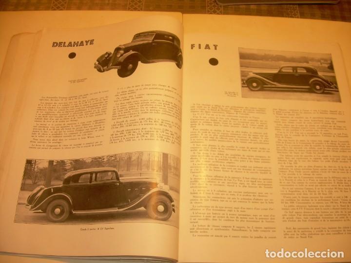 Coches: REVISTA NUMERO ESPECIAL AUTOMOBILIA...AÑO 1934...HAY MUCHAS FOTOS..VER. - Foto 23 - 136594434