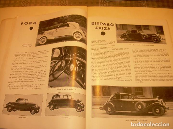 Coches: REVISTA NUMERO ESPECIAL AUTOMOBILIA...AÑO 1934...HAY MUCHAS FOTOS..VER. - Foto 24 - 136594434