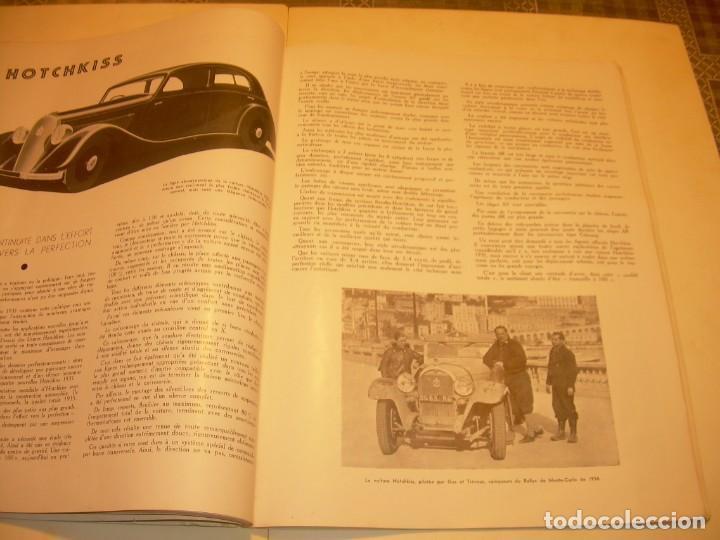 Coches: REVISTA NUMERO ESPECIAL AUTOMOBILIA...AÑO 1934...HAY MUCHAS FOTOS..VER. - Foto 25 - 136594434