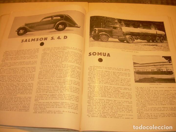 Coches: REVISTA NUMERO ESPECIAL AUTOMOBILIA...AÑO 1934...HAY MUCHAS FOTOS..VER. - Foto 26 - 136594434