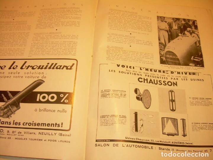 Coches: REVISTA NUMERO ESPECIAL AUTOMOBILIA...AÑO 1934...HAY MUCHAS FOTOS..VER. - Foto 28 - 136594434