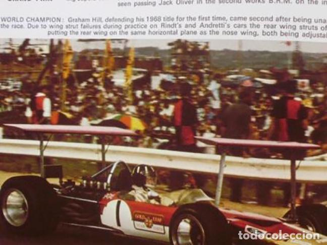 Coches: Motor Sport/ Volume 45/ No. 4/ The Teesdale Publishing/ 1969/April/ London - Foto 7 - 138615326