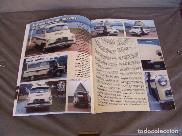 Coches: CLASICOS DEL MOTOR Nº 20 AÑO 2002 ROLLS ROYCE CORNICHE/BEDFORD CA 1963/ ALFA SPIDER/RENAULT 8TS - Foto 5 - 140138446