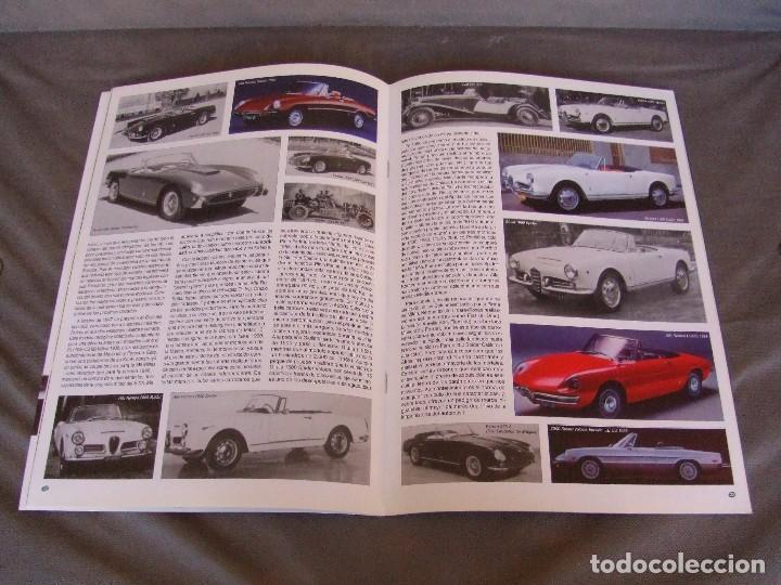 Coches: CLASICOS DEL MOTOR Nº 20 AÑO 2002 ROLLS ROYCE CORNICHE/BEDFORD CA 1963/ ALFA SPIDER/RENAULT 8TS - Foto 7 - 140138446