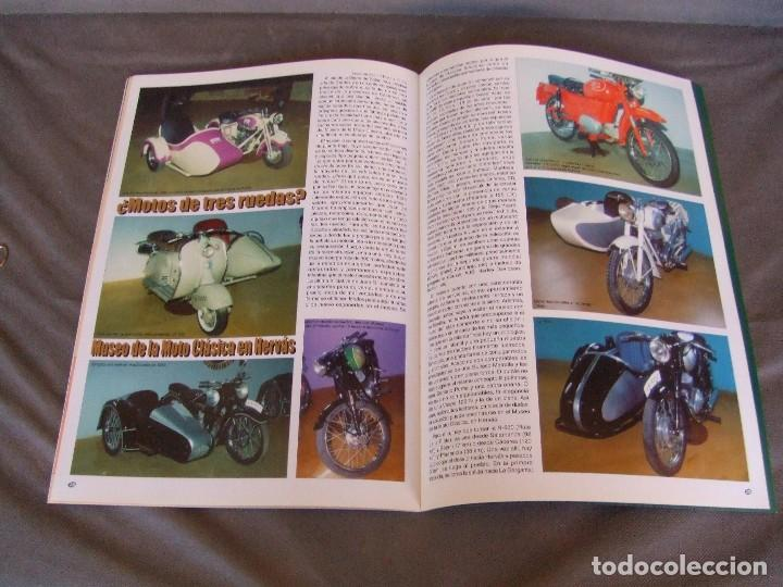 Coches: CLASICOS DEL MOTOR Nº 20 AÑO 2002 ROLLS ROYCE CORNICHE/BEDFORD CA 1963/ ALFA SPIDER/RENAULT 8TS - Foto 10 - 140138446