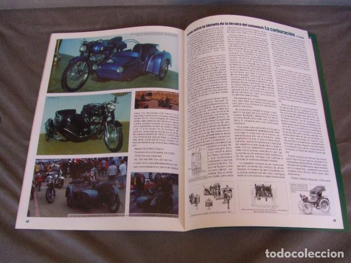 Coches: CLASICOS DEL MOTOR Nº 20 AÑO 2002 ROLLS ROYCE CORNICHE/BEDFORD CA 1963/ ALFA SPIDER/RENAULT 8TS - Foto 11 - 140138446