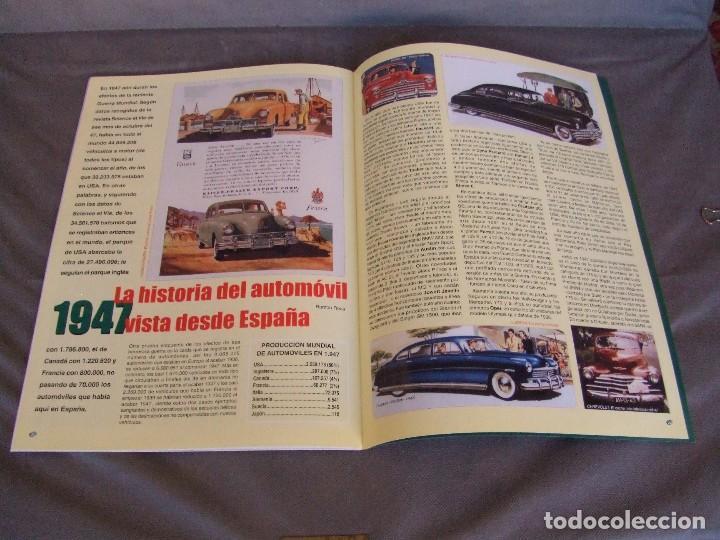 Coches: CLASICOS DEL MOTOR Nº 20 AÑO 2002 ROLLS ROYCE CORNICHE/BEDFORD CA 1963/ ALFA SPIDER/RENAULT 8TS - Foto 12 - 140138446