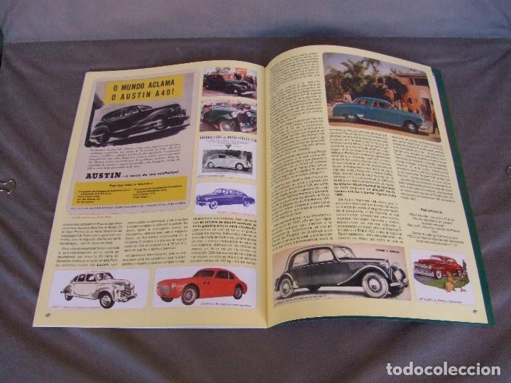 Coches: CLASICOS DEL MOTOR Nº 20 AÑO 2002 ROLLS ROYCE CORNICHE/BEDFORD CA 1963/ ALFA SPIDER/RENAULT 8TS - Foto 13 - 140138446