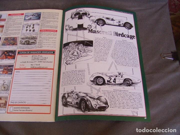 Coches: CLASICOS DEL MOTOR Nº 20 AÑO 2002 ROLLS ROYCE CORNICHE/BEDFORD CA 1963/ ALFA SPIDER/RENAULT 8TS - Foto 14 - 140138446