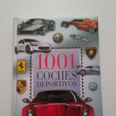 Coches: 1001 COCHES DEPORTIVOS. Lote 140875226