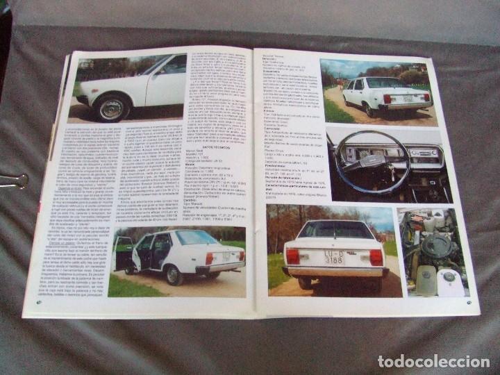 Coches: CLASICOS DEL MOTOR Nº22 AÑO 2002 SEAT 131 L 1600/DODGE DART 1966/MOTO RAVAT 1924 - Foto 7 - 142150098