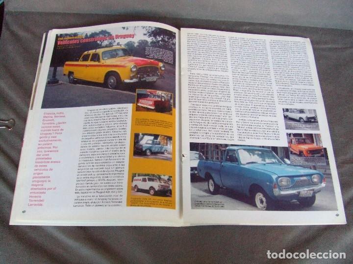 Coches: CLASICOS DEL MOTOR Nº22 AÑO 2002 SEAT 131 L 1600/DODGE DART 1966/MOTO RAVAT 1924 - Foto 8 - 142150098