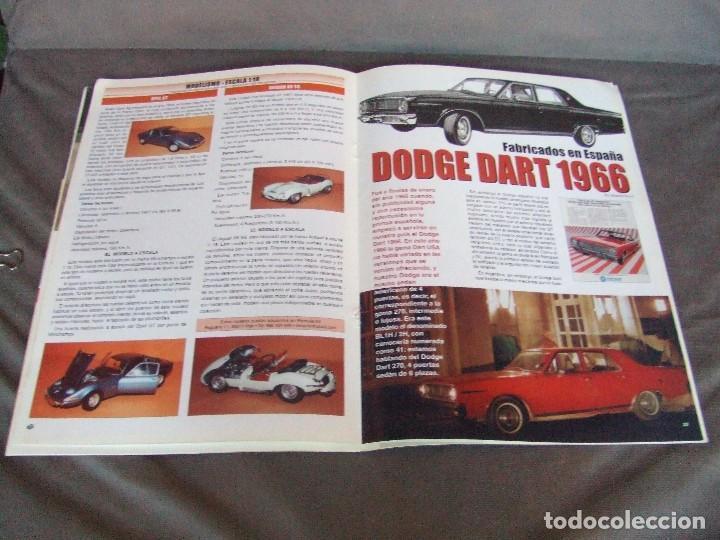 Coches: CLASICOS DEL MOTOR Nº22 AÑO 2002 SEAT 131 L 1600/DODGE DART 1966/MOTO RAVAT 1924 - Foto 9 - 142150098