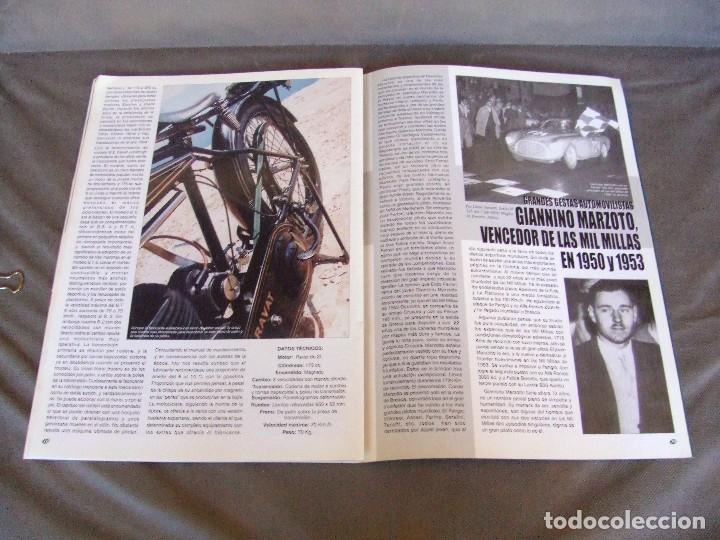 Coches: CLASICOS DEL MOTOR Nº22 AÑO 2002 SEAT 131 L 1600/DODGE DART 1966/MOTO RAVAT 1924 - Foto 12 - 142150098
