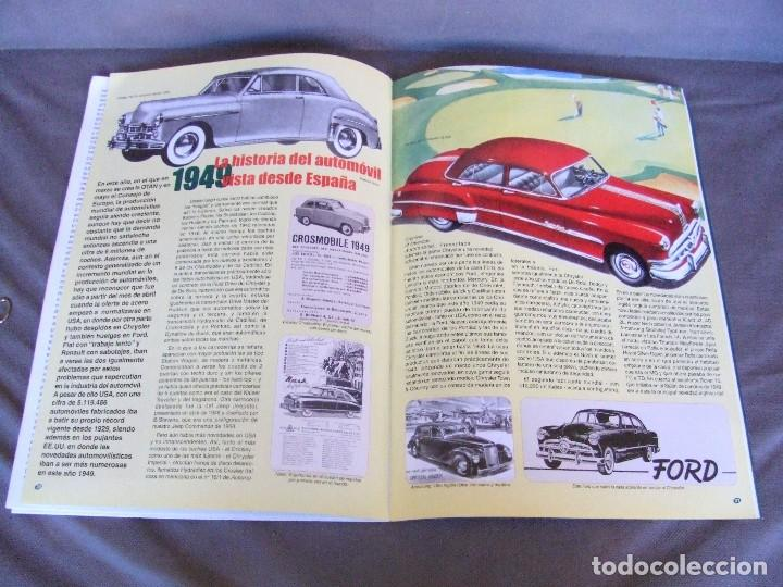 Coches: CLASICOS DEL MOTOR Nº22 AÑO 2002 SEAT 131 L 1600/DODGE DART 1966/MOTO RAVAT 1924 - Foto 13 - 142150098