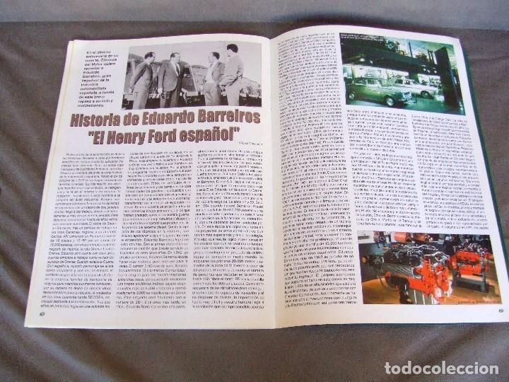 Coches: CLASICOS DEL MOTOR Nº22 AÑO 2002 SEAT 131 L 1600/DODGE DART 1966/MOTO RAVAT 1924 - Foto 15 - 142150098