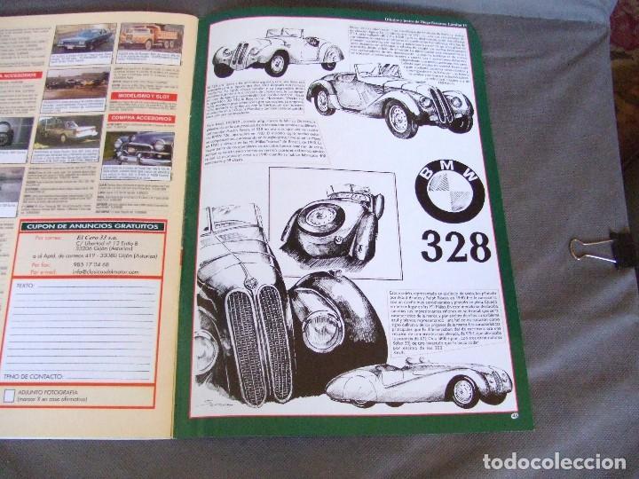 Coches: CLASICOS DEL MOTOR Nº22 AÑO 2002 SEAT 131 L 1600/DODGE DART 1966/MOTO RAVAT 1924 - Foto 16 - 142150098