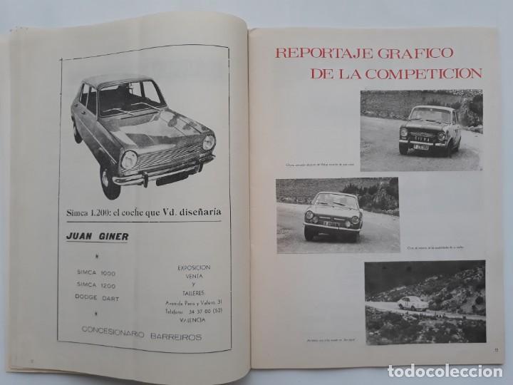 Coches: REVISTA GRAFICA REAL AUTOMOVIL CLUB VALENCIA PUBLICIDAD CERVEZA AGUILA IMPERIAL FORD HISTORIA FABULO - Foto 3 - 142868626