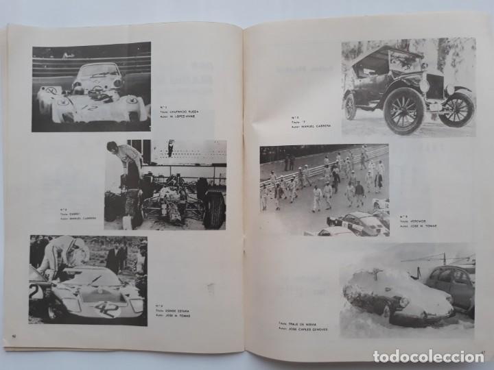 Coches: REVISTA GRAFICA REAL AUTOMOVIL CLUB VALENCIA PUBLICIDAD CERVEZA AGUILA IMPERIAL FORD HISTORIA FABULO - Foto 7 - 142868626