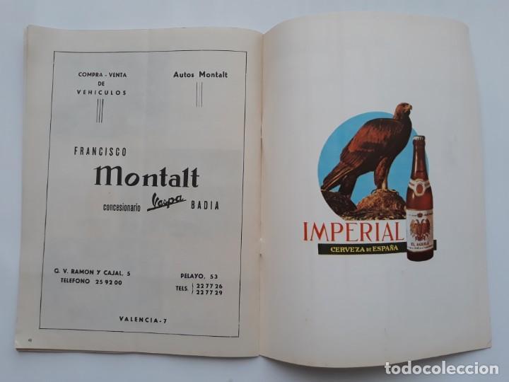 Coches: REVISTA GRAFICA REAL AUTOMOVIL CLUB VALENCIA PUBLICIDAD CERVEZA AGUILA IMPERIAL FORD HISTORIA FABULO - Foto 8 - 142868626