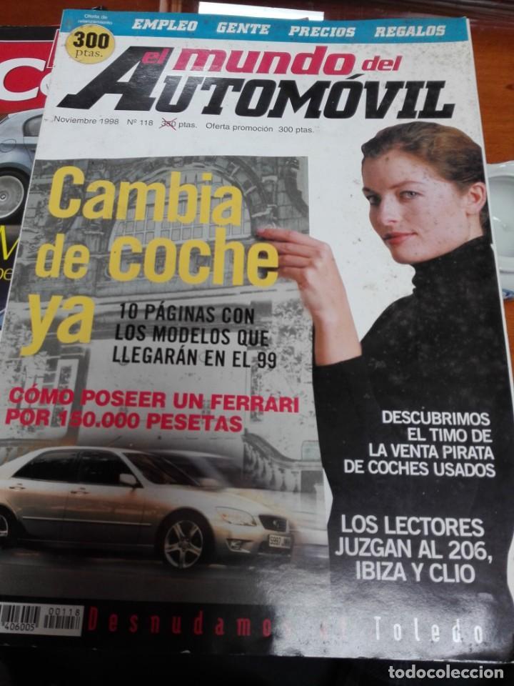 Coches: 7 revistas relacionadas con el motor - Foto 4 - 142868898