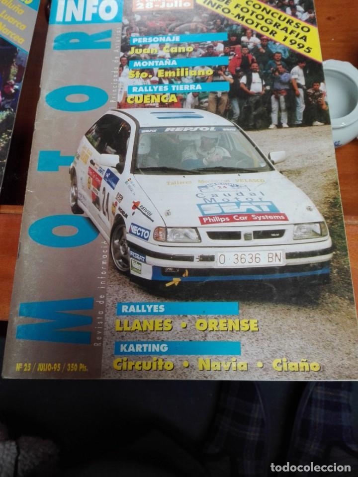 Coches: Info motor 4 revistas - Foto 4 - 142869278