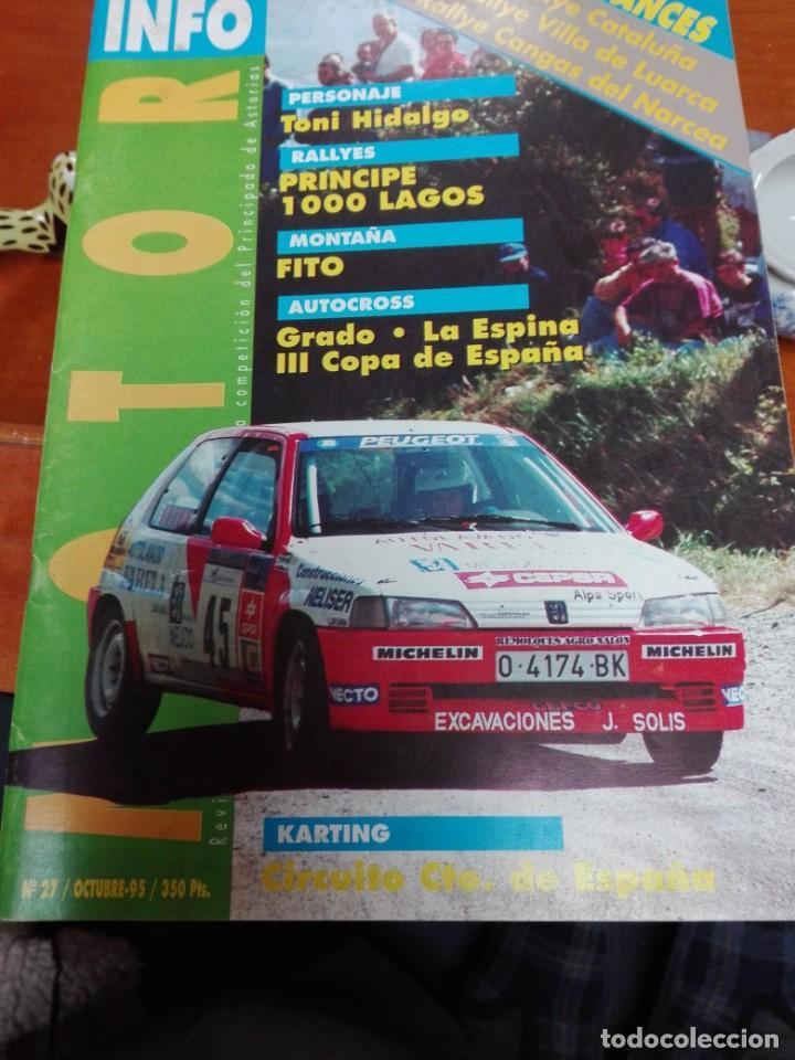 Coches: Info motor 4 revistas - Foto 5 - 142869278