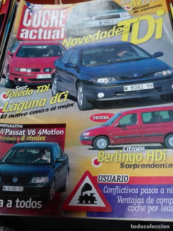 Coches: Lote de 50 revistas coche actual - Foto 2 - 142875218