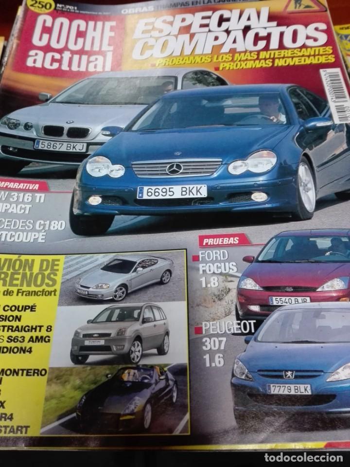 Coches: Lote de 50 revistas coche actual - Foto 3 - 142875218